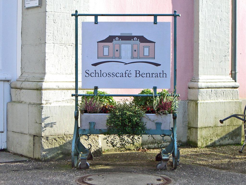 Schlosscafé Düsseldorf Benrath