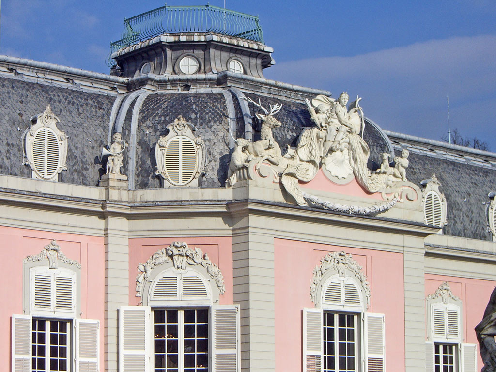 Duesseldorf-Schloss-Benrath