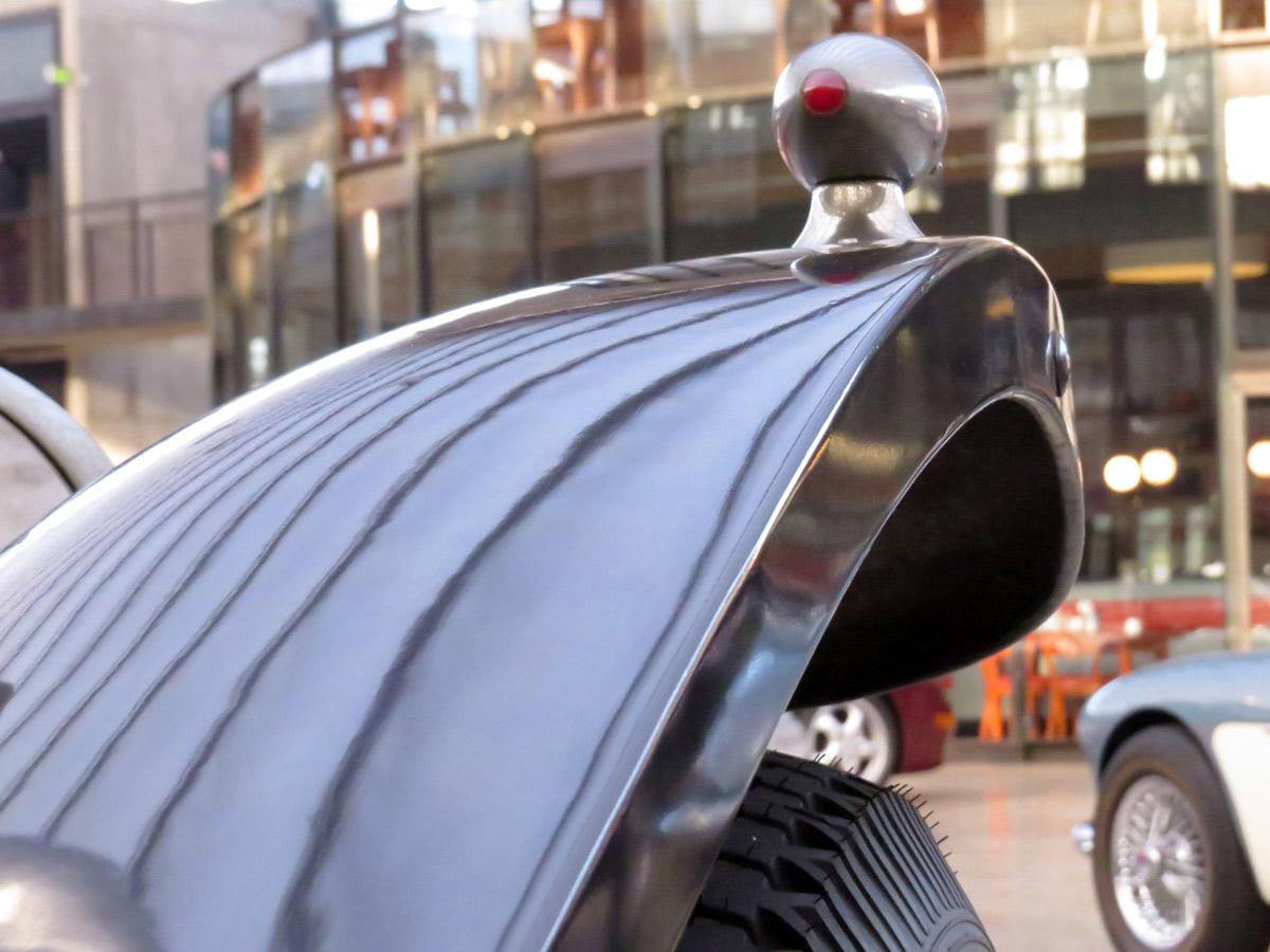 Formschöne Ansichten - Rolls-Royce in der Classic Remise in Düsseldorf