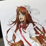 Fast fertig: Das Makottchen von Amazing Japan, Namens Yamato Yuina