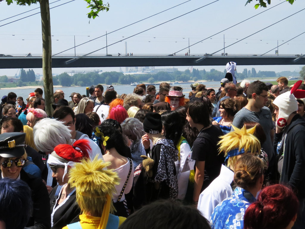 Tag Japan: Amazing Japan Beim Japantag In Düsseldorf: Reika, Mangas