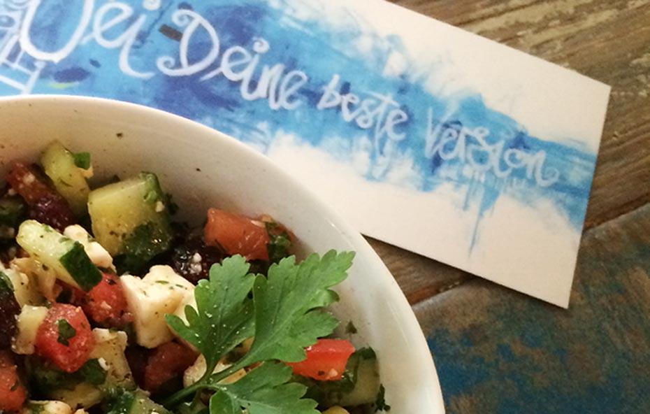 Don Melone Salat - Don Melone   Düsseldorf Bilk