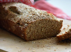 Amaranth Brot mit Hirse & Dinkel