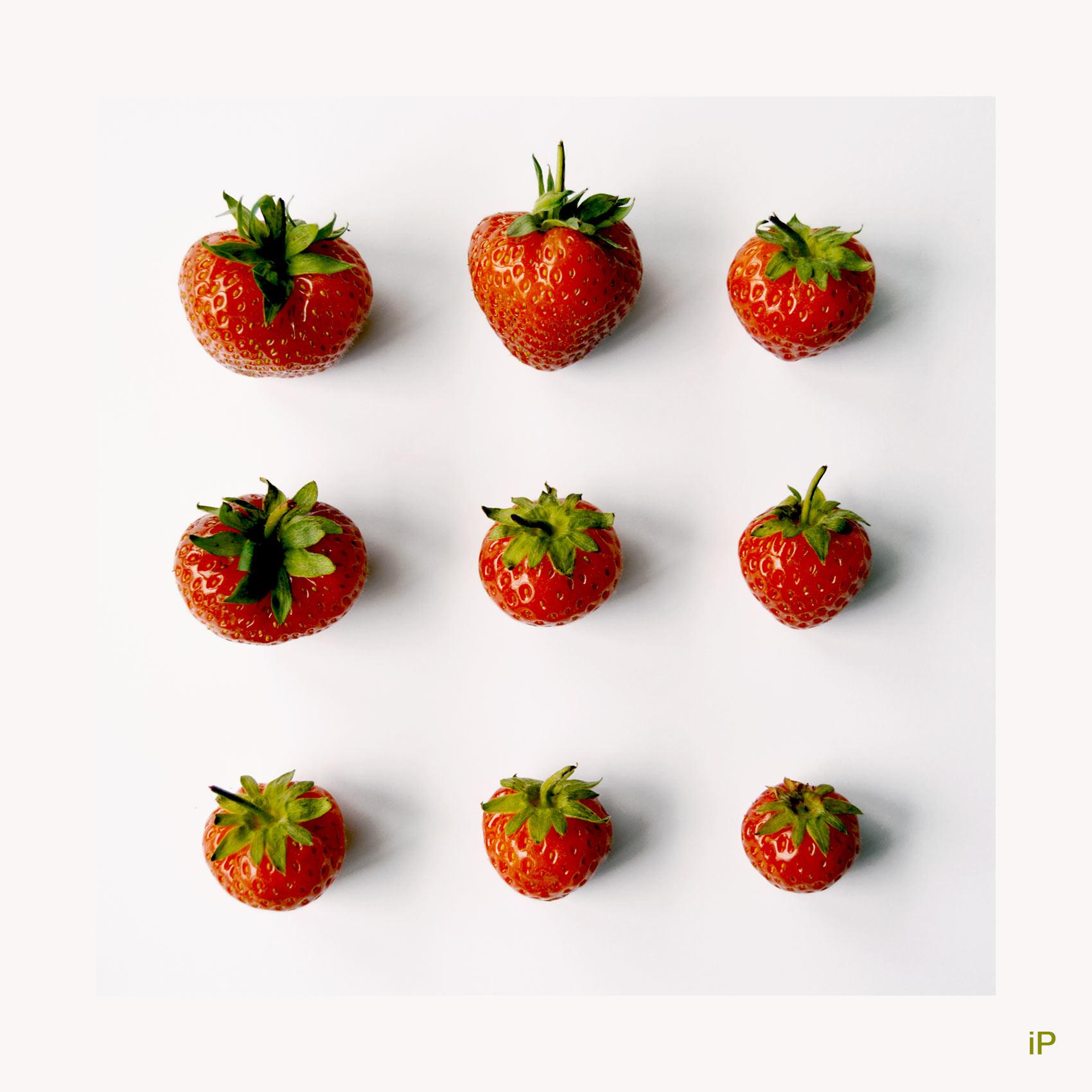 #nine - Erdbeeren