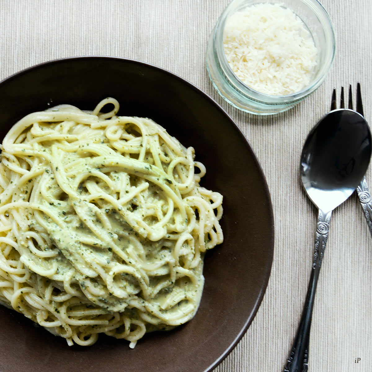 Hello Fresh - Nudeln mit Pesto