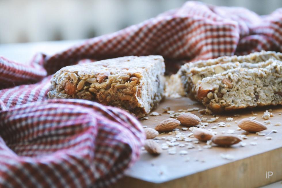 Brot mit Hanfsamen statt Mehl